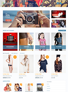 Mẫu web Theme Ecommer preset wordpress thumb3